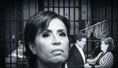 Rosario Robles carcel