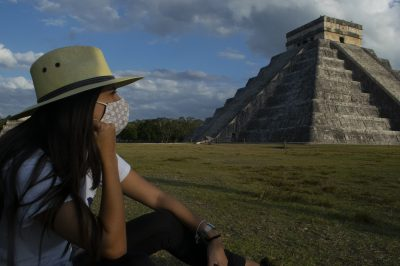 Tren Maya doblará visitantes en Chichén Itzá